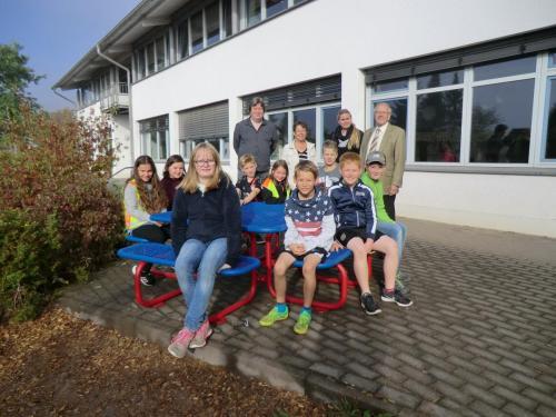 Sitzecke Grundschule